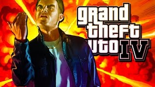 GTA 4 Online Multiplayer! - ALL OUT WAR!