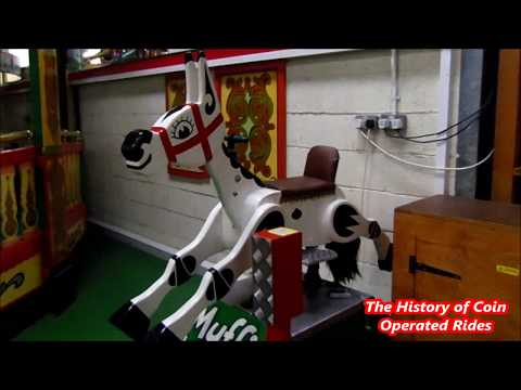 1950s Coin Operated Mule Kiddie Ride - Muffin the Mule from YouTube · Duration:  2 minutes 7 seconds