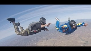 Skydiving AFF Level 3