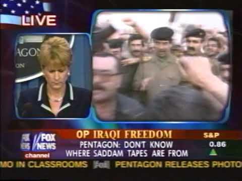News - Iraq War - Part 1 - Pentagon Briefing - 4 Apr 2003 1:30pm ET