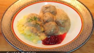 SWEDISH MEATBALLS - Quality Restaurant Version / recipe