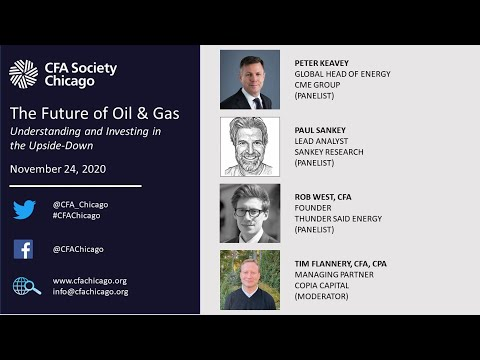 The Future of Oil & Gas