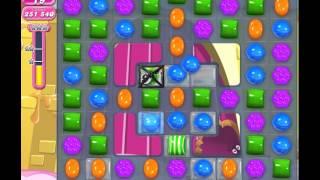 Candy Crush Saga Level 1007 (No booster)