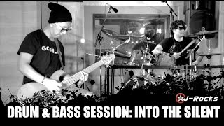 Baixar ANTON & WIMA J-ROCKS BASS AND DRUM SESSION: INTO THE SILENT (Extended Version)