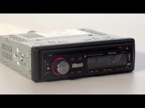 Py6688 Radio Samochodowe Peiying Youtube