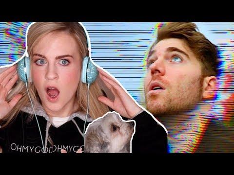 Conspiracy Theories with Shane Dawson - Irish Girl Reacts