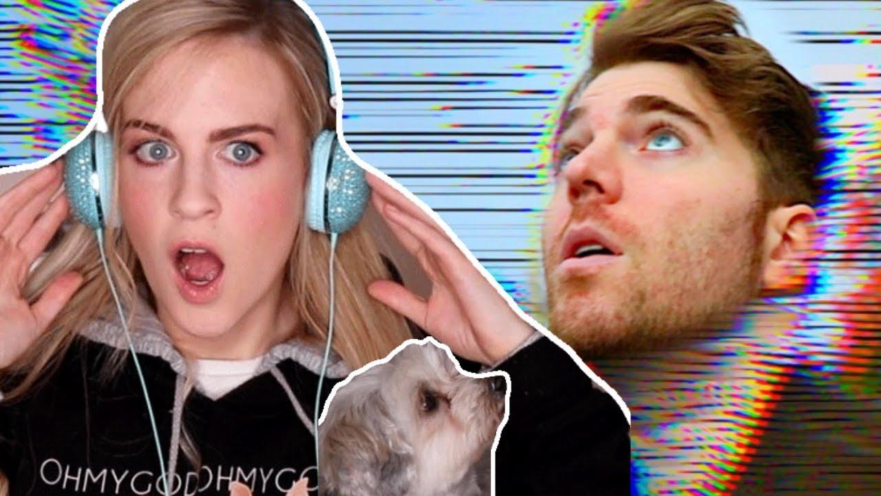 Conspiracy Theories With Shane Dawson Irish Girl Reacts
