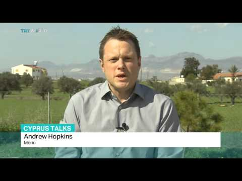 Progress made on deal for divided island in Cyprus talks, Andrew Hopkins reports