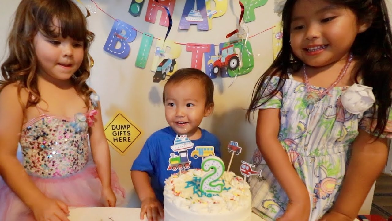 Khan's 2nd Birthday | The Mongolian Family