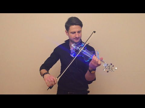 Imany - Don't Be So Shy MagnetiG Violin cover - Filatov & Karas Remix