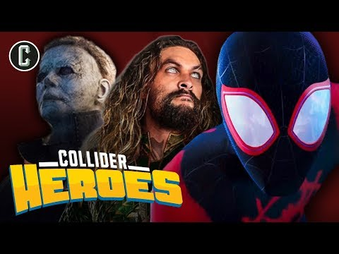 Superheroes and Horror Movies in 2018 with the Collider Nightmares Crew - Heroes
