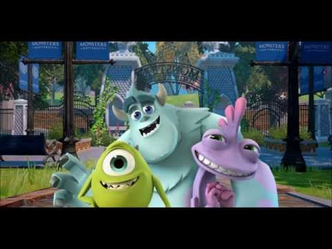 Disney Infinity Toy Box Music - Monsters University 1