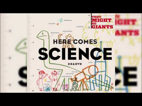 Backwards Music - 14 Cells - Here Comes Science - They Might Be Giants