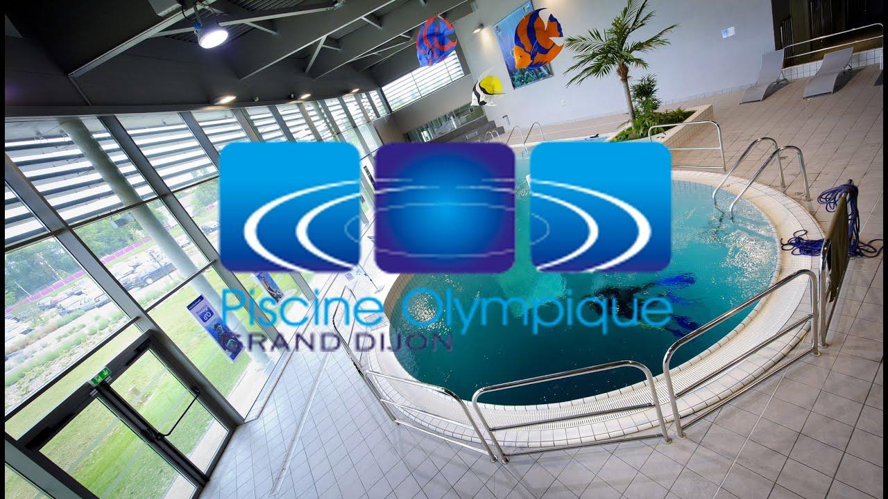 Espace plonge de la piscine olympique du Grand Dijon  YouTube