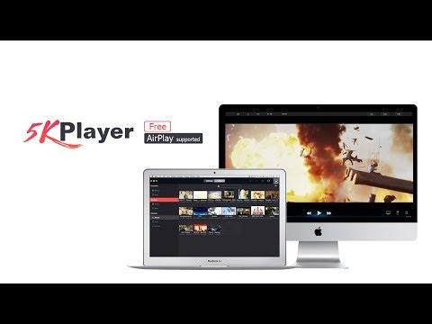 Apfelpage » 5KPlayer – All in One Player für Mac mit AirPlay