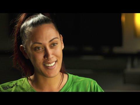Erena Mikaere | NETBALL ZONE