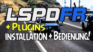 GTA 5 // LSPDFR + Plugins installation! [GERMAN]