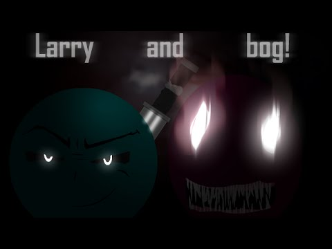 Larry & Bog vs Giant (Flash Animation)