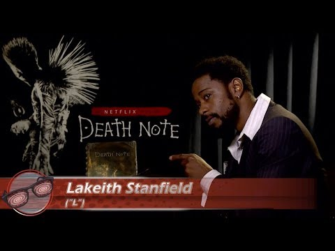 Netflix's Death Note  Keith Stanfield