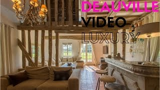 Deauville et l'immobilier de luxe en vidéo