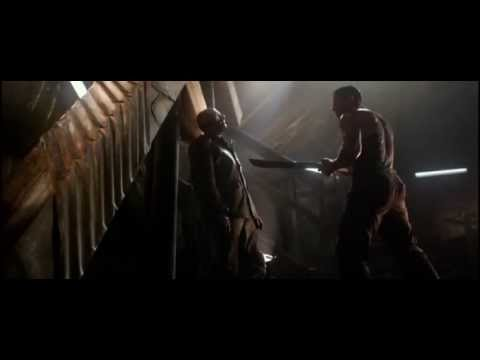 Scott Adkins vs Van Damme.  EPIC FIGHT!