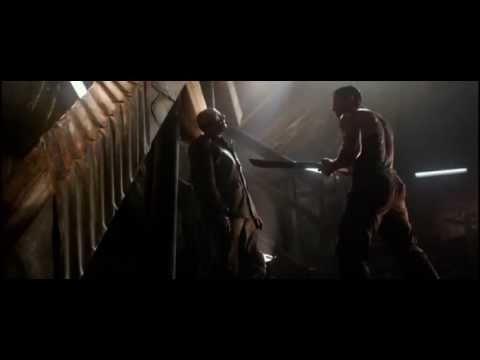Scott Adkins vs Van Damme.  EPIC FIGHT!