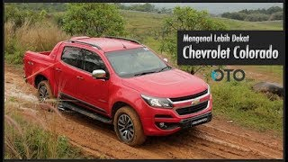 Chevrolet Colorado | First Impression | OTO.com