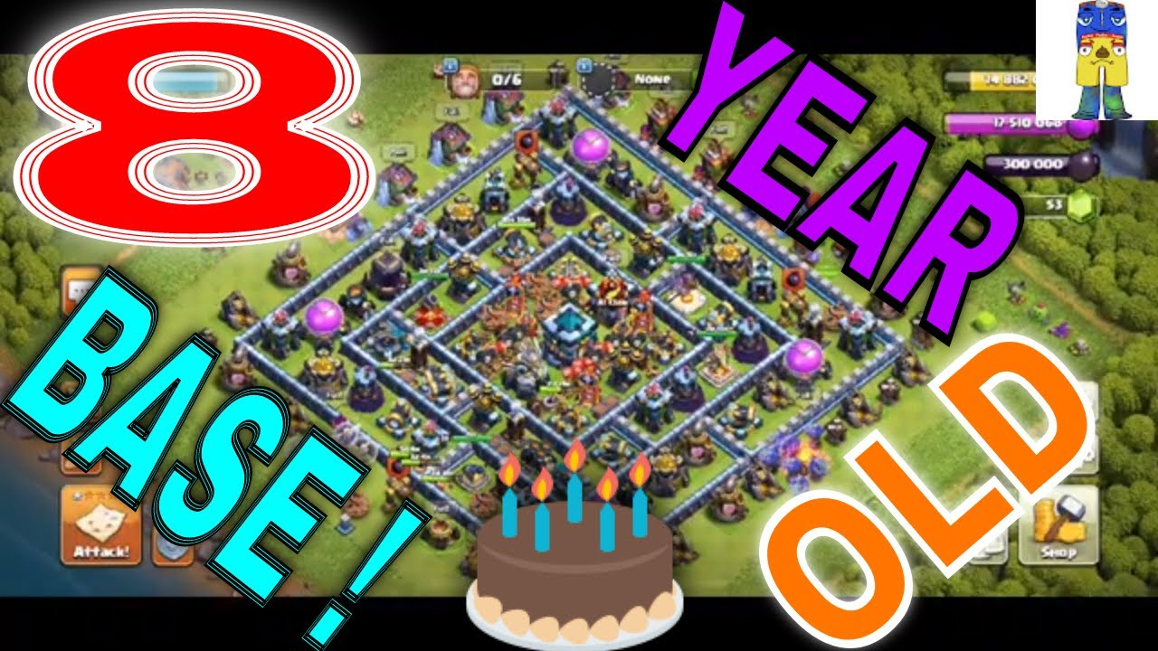 COC 8 YEAR ANNIVERSARY SPECIAL