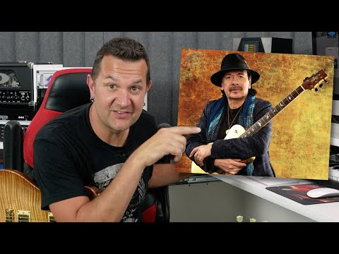What Can We Learn From... CARLOS SANTANA (Ep.4)