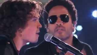 Miguel Dakota - Finale with Lenny Kravitz (America's Got Talent 2014)