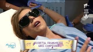 Campioana Monica Roșu a dezvăluit secretele frumuseții sale