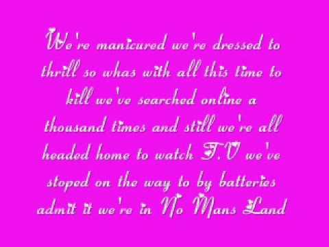 No Mans Land Lyrics mp3