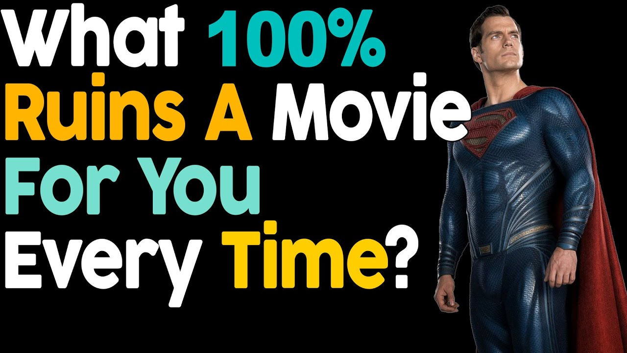 What actor/actress instantly ruins a movie for you? - YouTube