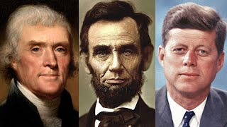 Top Ten Presidents of the United States (USA)