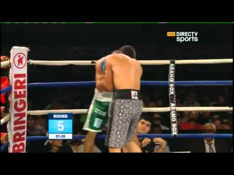 Marcelino LOPEZ vs Sergio ESCOBAR - II - SA - Full Fight - Pelea Completa