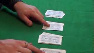 Карточные фокусы с картами (обучение и их секреты)