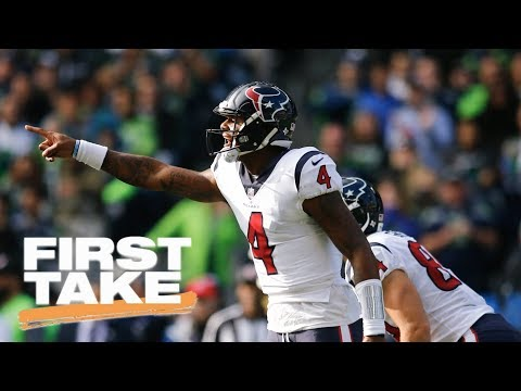 First Take reacts to Deshaun Watson out for season with torn ACL | First Take | ESPN