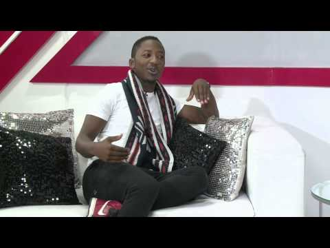 Hanging Out With Andile Ncube on THE LINK - EP26 Season 3
