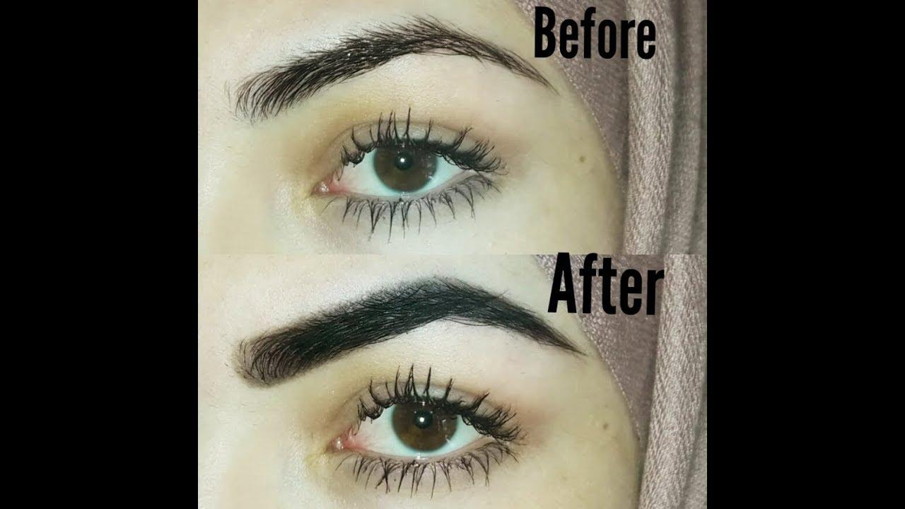 Eyebrow Makeup Best Eyebrow Makeup Tutorial 2019 Youtube