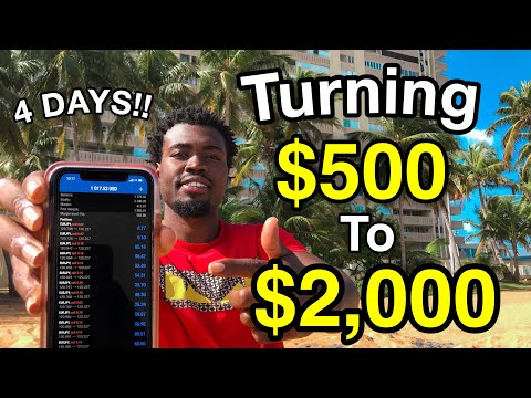 how-to-turn-$500-to-$2,000-in-4-days-trading-forex-(2020)