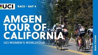 2017 UCI Women's WorldTour – Amgen Tour of California (USA) – Highlights stage 4