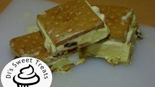 S'mores Ice Cream Sandwiches- Di's Sweet Treats