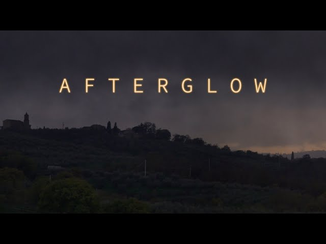 Ed Sheeran - Afterglow [Official Lyric Video]