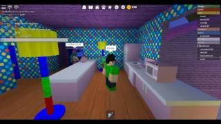 Roblox - Work at a Pizza Place (The Sleepover) Ep1 Sn 1