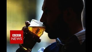 The city that gives you free beer for cycling - BBC News