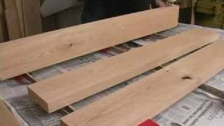 """building The Round Kitchen Table"" Dvd Clip"