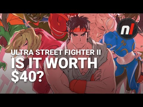 Is Ultra Street Fighter II: The Final Challengers Worth $40 on Switch? | Soapbox
