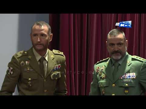 """Tte. Coronel Moro: """"No soy ningún héroe"""""""