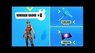 *NEW* Leaked Item Shop V2 [Voting System] - Fortnite Battle Royale