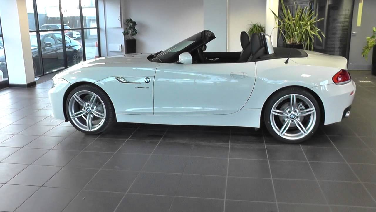 Bmw Z4 Roadster E89 Z4 Sdrive28i Roadster N20 2 0i M Sport Z408 U17722 Youtube